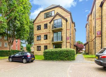 Thumbnail 2 bed flat for sale in Bloxworth Close, Wallington, Surrey