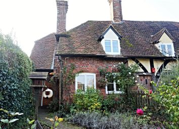 Thumbnail 2 bed semi-detached house for sale in The Green, Dunsfold