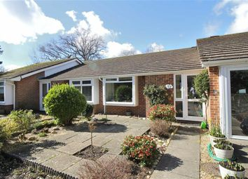 Thumbnail 2 bedroom terraced bungalow for sale in Ridgefield Gardens, Highcliffe, Christchurch
