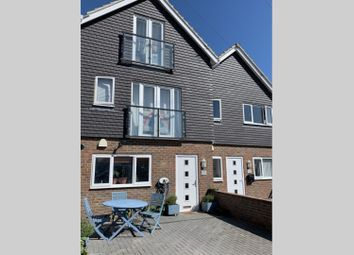 Thumbnail 4 bed town house for sale in Steyning Avenue, Peacehaven