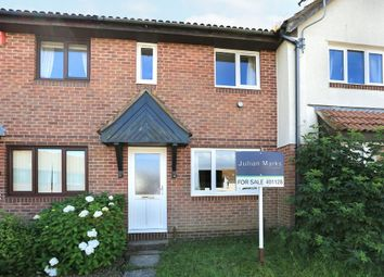 Thumbnail 2 bedroom terraced house for sale in Hosford Close, Plymstock, Plymouth