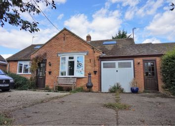Thumbnail 4 bed detached bungalow for sale in Rousham Road, Tackley