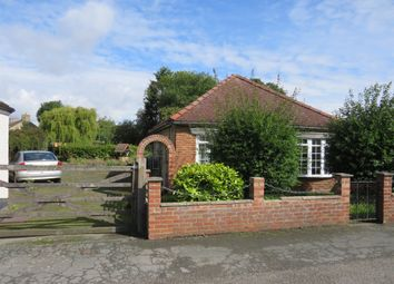 Thumbnail 3 bed detached bungalow for sale in Mill Green, Warboys, Huntingdon