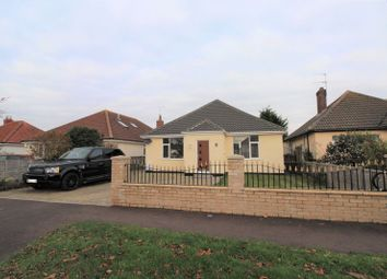 Thumbnail 3 bed detached bungalow for sale in West Road, Great Yarmouth