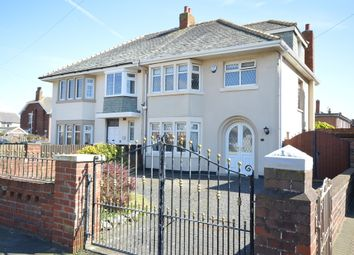 Thumbnail 4 bed semi-detached house for sale in Abercorn Place, Blackpool