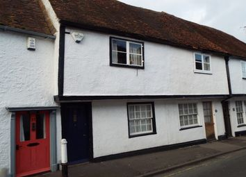 Thumbnail 2 bed cottage to rent in Tanners Street, Faversham