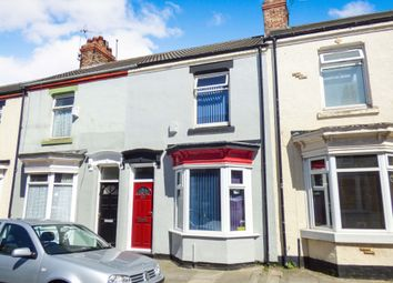 Thumbnail 2 bed terraced house for sale in Kensington Road, Stockton-On-Tees