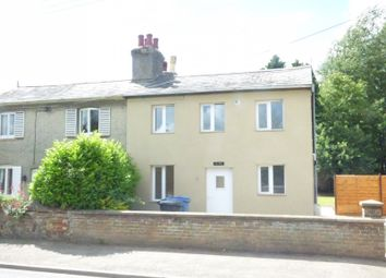 Thumbnail 2 bed cottage to rent in Lavenham Road, Great Waldingfield, Sudbury