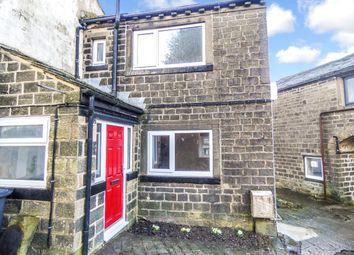 Thumbnail 2 bed cottage for sale in Sunny Dale, Denholme, Bradford