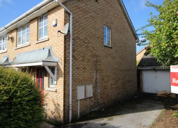 Thumbnail 3 bed end terrace house for sale in Brockenhurst Way, Longford, Coventry, Warwickshire