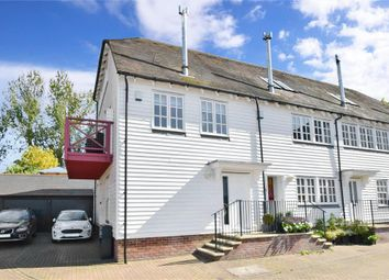 Thumbnail 2 bed end terrace house for sale in North Quay, Conyer, Sittingbourne, Kent