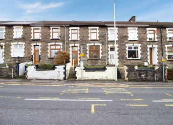 Thumbnail 3 bed terraced house for sale in Brewery Street, Pontygwaith, Ferndale, Mid Glamorgan
