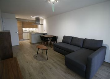 Thumbnail 1 bed flat to rent in Stratford Place, London