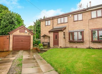Thumbnail 4 bed semi-detached house for sale in Holly Bank, Hollingworth, Hyde