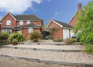 Thumbnail 4 bedroom detached house for sale in Coppice Close, Melton, Woodbridge