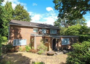 Thumbnail 4 bedroom detached house for sale in Sunnyside, Fleet, Hampshire