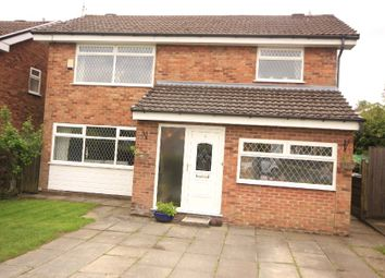 Thumbnail 4 bed detached house to rent in Wroxham Close, Bury, Greater Manchester