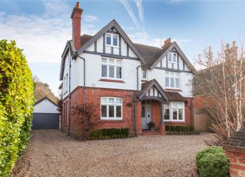 Thumbnail 5 bed detached house to rent in Braybrooke Road, Wargrave, Reading, Berkshire