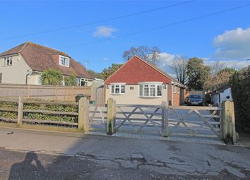 Thumbnail 2 bedroom detached bungalow for sale in Crowmere Avenue, Bexhill On Sea, East Sussex