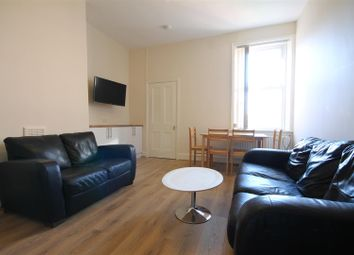 Thumbnail 4 bed flat to rent in Claremont Road, Newcastle Upon Tyne