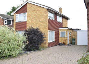 Thumbnail 3 bed detached house for sale in Hurst Close, Staplehurst, Tonbridge