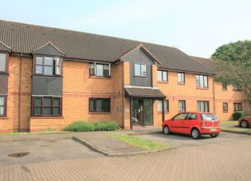 Thumbnail 2 bed flat to rent in Holland Close, Romford