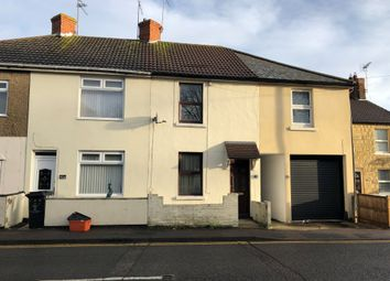 Thumbnail 2 bed terraced house for sale in Hyde Road, Swindon