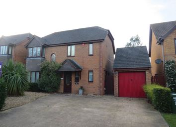 Thumbnail 4 bed detached house for sale in Champflower, Furzton, Milton Keynes