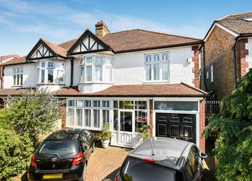 Thumbnail 4 bed semi-detached house for sale in Court Road, London