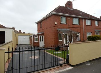Thumbnail 3 bedroom semi-detached house for sale in Creswicke Road, Knowle, Bristol