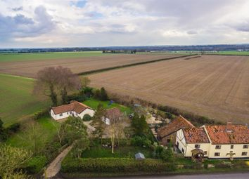 Thumbnail 6 bed cottage for sale in Stow Bedon, Attleborough