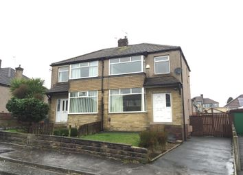 Thumbnail 3 bedroom semi-detached house to rent in Fairway, Bradford