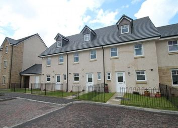 Thumbnail 3 bed town house for sale in 8 Brown Crescent, Wester Inch Estate, Bathgate