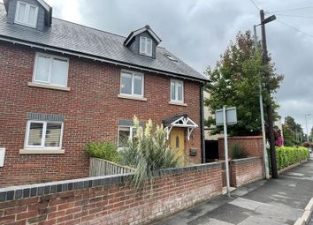 Thumbnail 3 bed semi-detached house to rent in Ellenscroft Court, New Street, Ledbury, Herefordshire