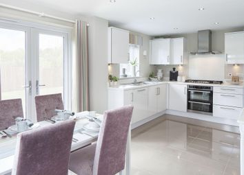 "Thumbnail 3 bedroom detached house for sale in ""Hadley"" at Barnett Road, Steventon, Abingdon"