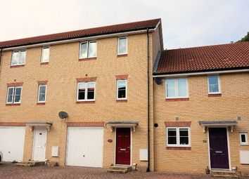 Thumbnail 3 bed town house for sale in Cranwell Road, Farnborough