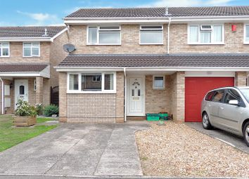 Thumbnail 2 bed semi-detached house to rent in Batley Court, Oldland Common, Bristol