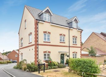 Thumbnail 6 bed detached house for sale in Bagshot, Surrey