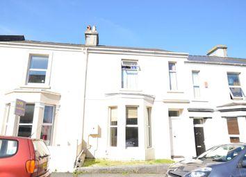 Thumbnail 4 bed terraced house for sale in Furzehill Road, Plymouth, Devon