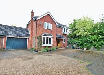 Thumbnail 4 bed detached house for sale in Centaury Close, Stanway, Colchester, Essex
