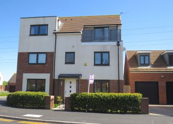 Thumbnail 4 bedroom detached house for sale in Roseden Way, Great Park, Newcastle Upon Tyne