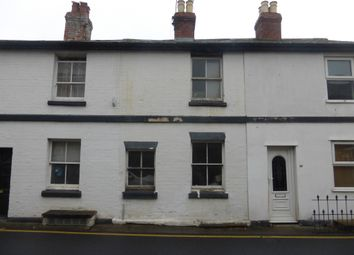 Thumbnail 2 bed terraced house for sale in St. James Terrace, Green Street, Hereford