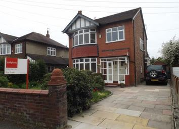 Thumbnail 3 bed detached house for sale in Woodsmoor Lane, Woodsmoor, Stockport, Cheshire