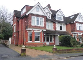 Thumbnail 2 bed flat to rent in 19 Upper Gordon Road, Camberley, Surrey