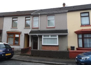 Thumbnail 3 bed terraced house to rent in Tudor Terrace, Aberdare