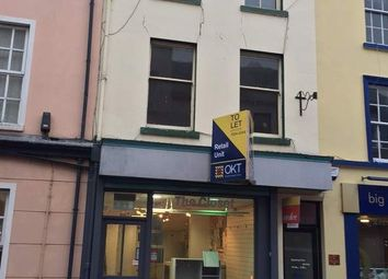Thumbnail Retail premises to let in New Row, Coleraine, County Londonderry