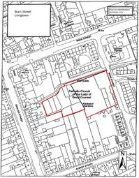 Thumbnail Land for sale in Burn Street, Longtown, Carlisle