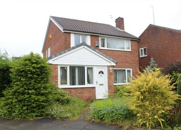 Thumbnail 3 bed detached house for sale in Broadoak Road, Rochdale