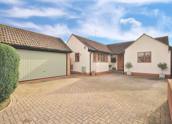 Thumbnail 4 bed detached bungalow for sale in Bear Lane, North Moreton, Didcot