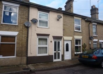 Thumbnail 3 bedroom terraced house to rent in Etna Road, Bury St. Edmunds